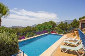 Image No.4-Villa de 5 chambres à vendre à Benissa