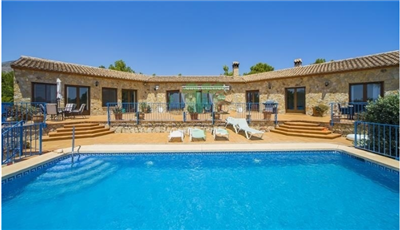 1 - Benissa, Villa