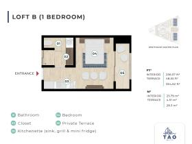Image No.9-1 Bed Apartment for sale