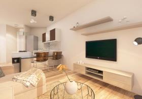 Image No.15-Appartement de 1 chambre à vendre à Lefkosia