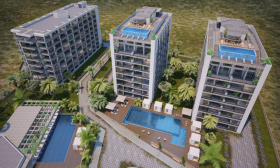 Image No.20-Appartement de 1 chambre à vendre à Lefkosia