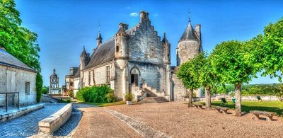 Loches-Logis-Royal