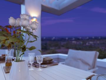 A9_Caprice_apartments_La-Quinta_Benahavis_terrace_night