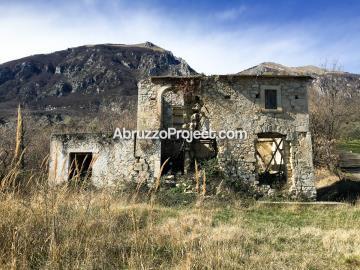 1 - Palombaro, Farmhouse