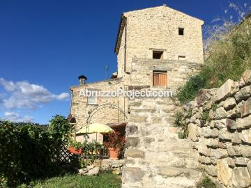 1 - Roccascalegna, Townhouse