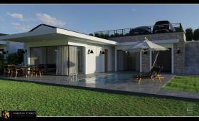 Image No.3-Villa de 3 chambres à vendre à Yalikavak