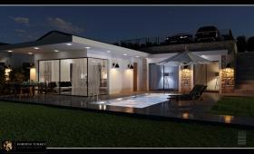 Image No.12-Villa de 3 chambres à vendre à Yalikavak