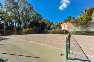 Communal-tennis