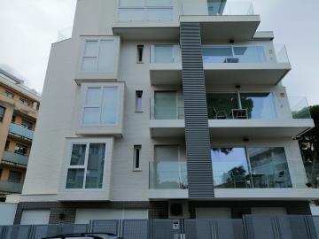 Apartment-block