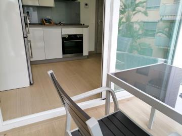 Terrace-to-kitchen