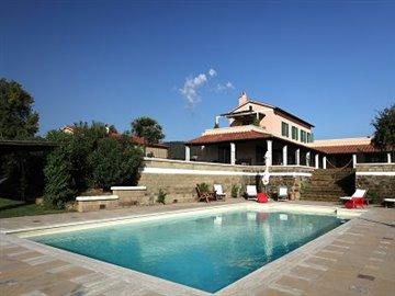 1 - Capalbio, Villa
