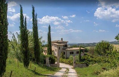 1 - Terni, Villa