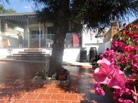 Image No.1-Villa de 3 chambres à vendre à Benajarafe