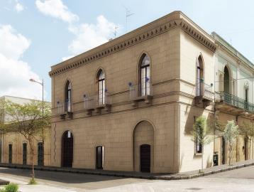 1 - Corigliano d'Otranto, Mansion