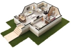 Image No.5-Villa de 1 chambre à vendre à Balsicas