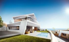 Image No.2-Maison de ville de 3 chambres à vendre à Mijas Costa