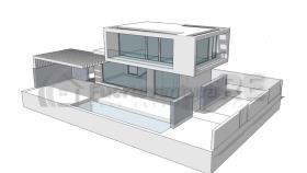 Image No.3-Villa de 3 chambres à vendre à Corralejo