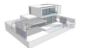 Image No.4-Villa de 3 chambres à vendre à Corralejo