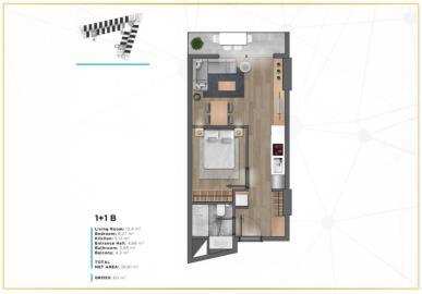 Floorplan-1-1-B