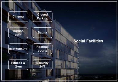Social-facilities