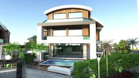 Image No.2-Villa de 4 chambres à vendre à Kargicak
