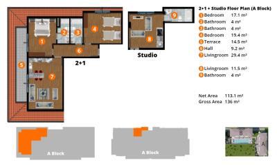 2-1---Studio-A-Block-Type-1