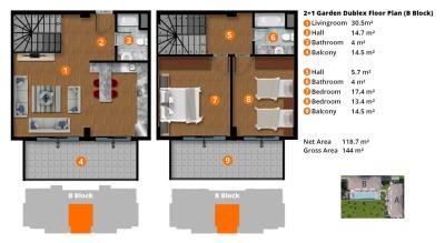 2-1-Garden-Dublex-B-Block