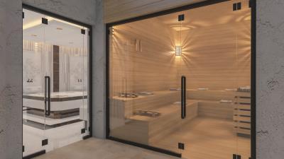 Social-Sauna