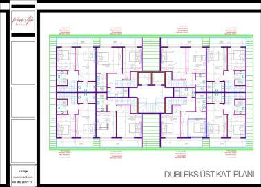 DUBLEKS-UST-KAT-PLANI