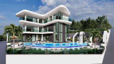 Nehirsu-Villa-2-in-Alanya-Kargicak---2-