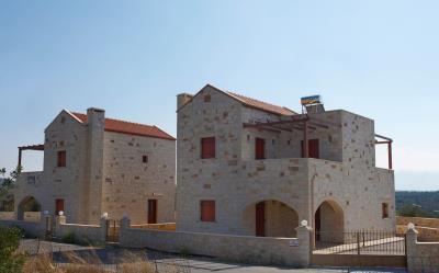 1 - Chorafakia, Villa