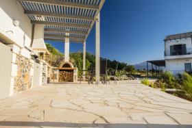 Image No.4-Villa de 5 chambres à vendre à Gavalohori