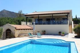 Image No.5-Villa de 4 chambres à vendre à Plaka