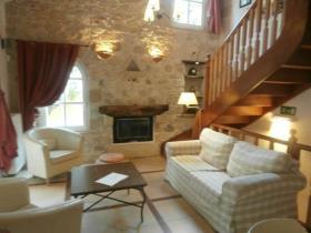 Image No.2-Villa de 3 chambres à vendre à Platanos
