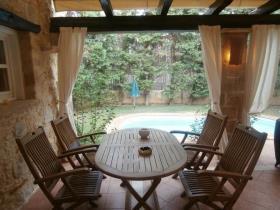 Image No.3-Villa de 3 chambres à vendre à Platanos