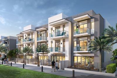 1 - Dubai, Maison de ville