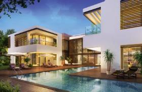 Image No.3-Villa / Détaché de 6 chambres à vendre à Dubai