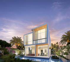 Image No.3-Villa de 4 chambres à vendre à Dubai