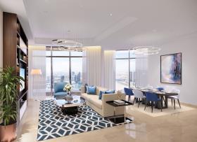 Image No.3-Appartement de 1 chambre à vendre à Downtown Dubai