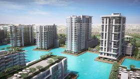 Image No.1-Appartement de 2 chambres à vendre à Meydan