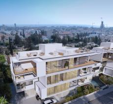 Image No.0-Appartement de 2 chambres à vendre à Agios Athanasios