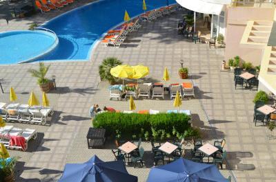 Sun-Palace-Sunny-Beach-Pool-View
