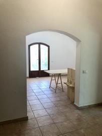 Arco-porta-soggiorno