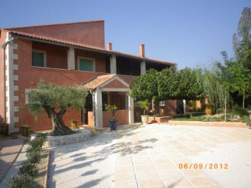 1 - Sainte-Anastasie, House/Villa