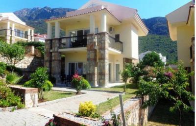 Three-Bedroom-Ovacik-Villa-For-Sale-