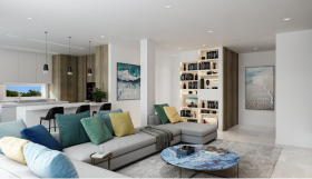 Image No.3-Appartement de 2 chambres à vendre à Limassol