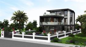Image No.1-Maison / Villa de 4 chambres à vendre à Bodrum