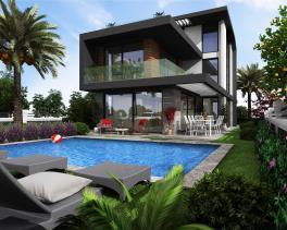Image No.3-Maison / Villa de 4 chambres à vendre à Bodrum