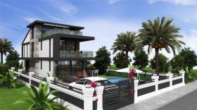 Image No.5-Maison / Villa de 4 chambres à vendre à Bodrum