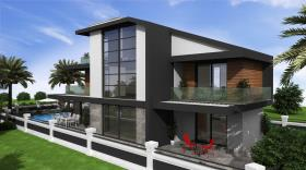 Image No.8-Maison / Villa de 4 chambres à vendre à Bodrum